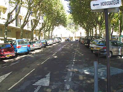 Avenue du parc - Parc jourdan aix en provence ...