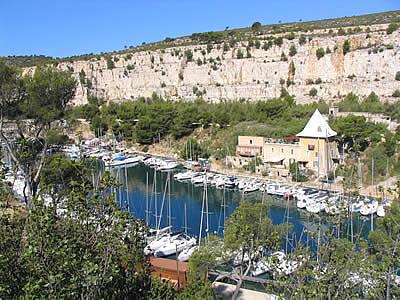 Calanque De Port Miou Vacances Provence