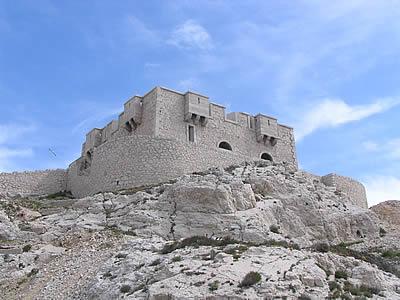 Balade sur les îles du Frioul - Provence