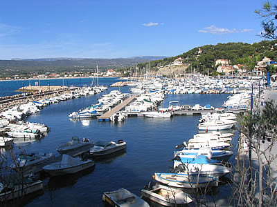 Madrague saint cyr sur mer photo - Camping port d alon saint cyr sur mer ...