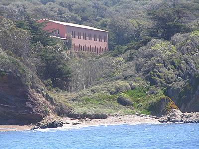 Hôtel sur l île de porquerolles