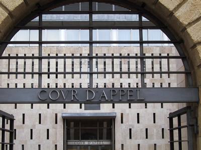 Au march aix en provence cour d 39 appel palais de justice - Chambre correctionnelle cour d appel ...