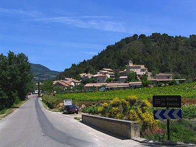 Lafare photo infos population plan lafare carte for Code postal vaucluse