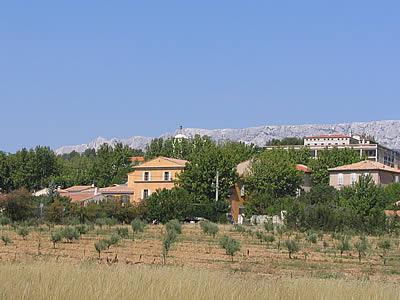 rousset - Village