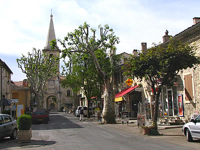 Sur la commune : saint-didier