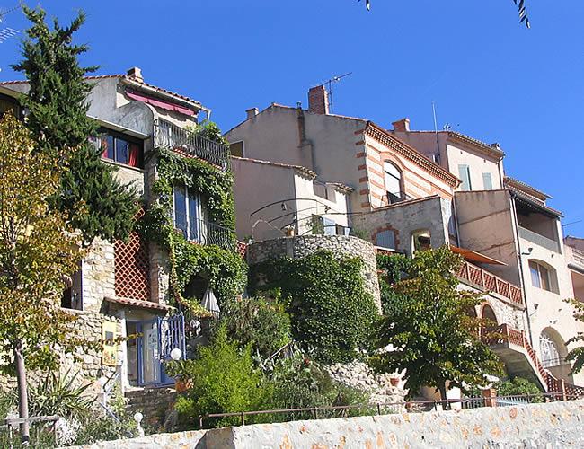 Photos le castellet village du var provence - Les plus beau village du var ...