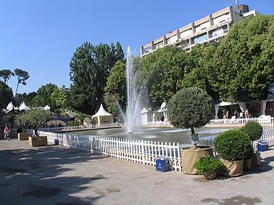 Localiser parc jourdan aix en provence carte sat et photo - Parc jourdan aix en provence ...