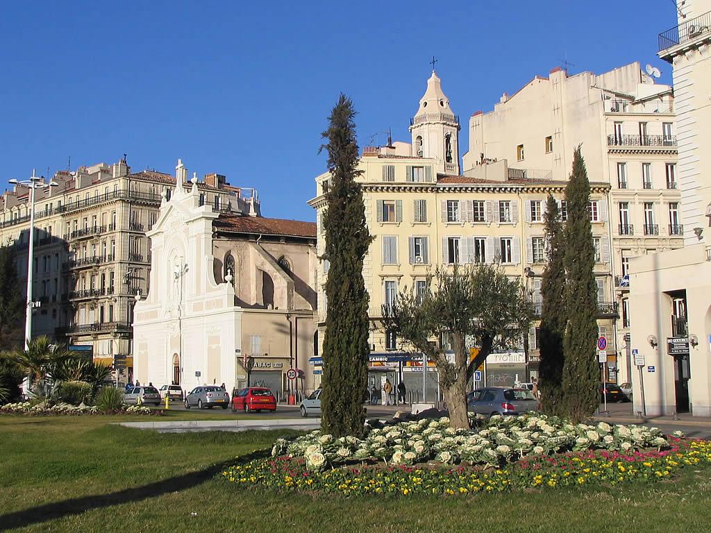 Marseille Le Quai Des Belges Photo Et Fond D Ecran Provence