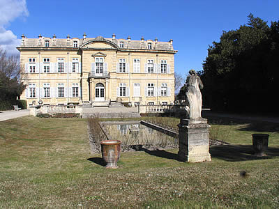 Photo Château de Barbentane