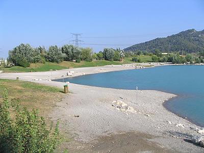 Village du Pays d'Aix - Plan d'eau Plantain