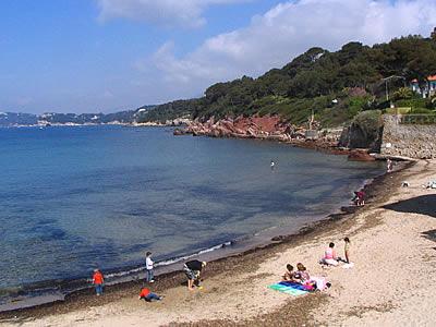 Paysage plage mer