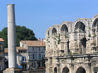 Pictures - Arles - Provence