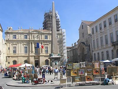 H tel de ville arles photos provence - Hotel porte de camargue arles provence ...