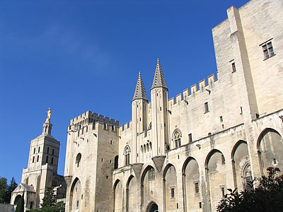 Pictures - Avignon - France