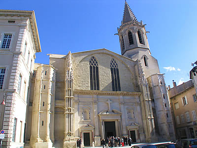 Photo de Carpentras - Provence
