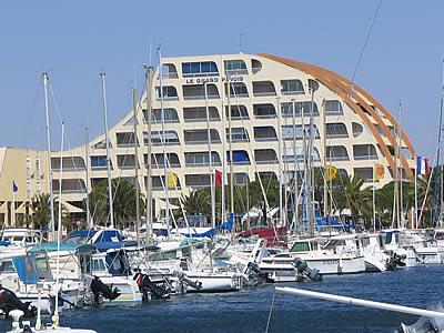 Localiser Port Camargue Carte Sat Et Photo