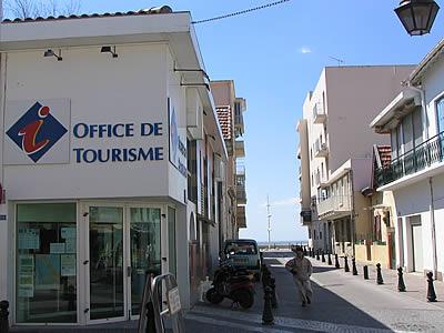 Tourisme grau du roi port camargue for Office de tourisme versaille