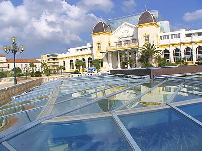 Casino d 39 hy res office de tourisme - Piscine hyeres les palmiers ...