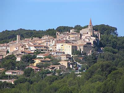 Cadiere - Village
