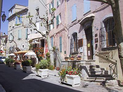 La Cadiere - Village de la côte provençale