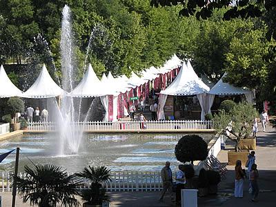 Photos de manifestations aix en provence foires et f tes - Parc jourdan aix en provence ...