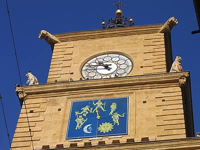 Salon de provence la tour de l 39 horloge for Porte de l horloge salon de provence