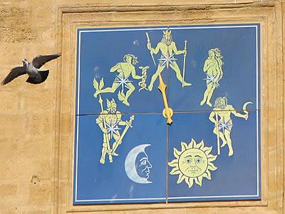 Salon de provence porte de l 39 horloge for Porte ouverte salon de provence